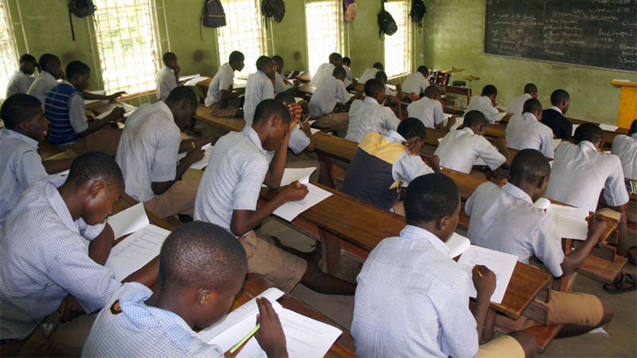 WASSCE Students. Photo: Guardian Nigeria