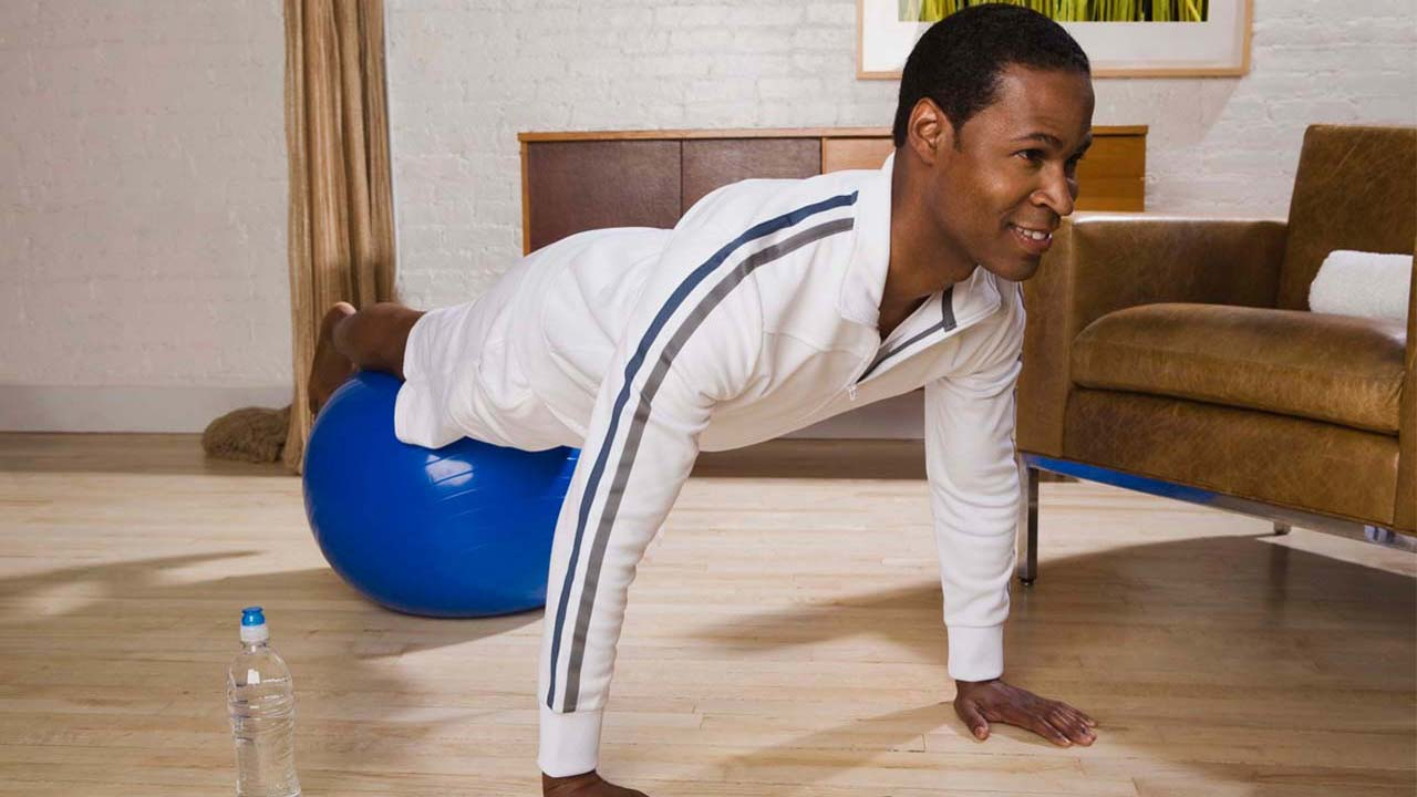 Forget the gym, home workout can do the magic too | The ...