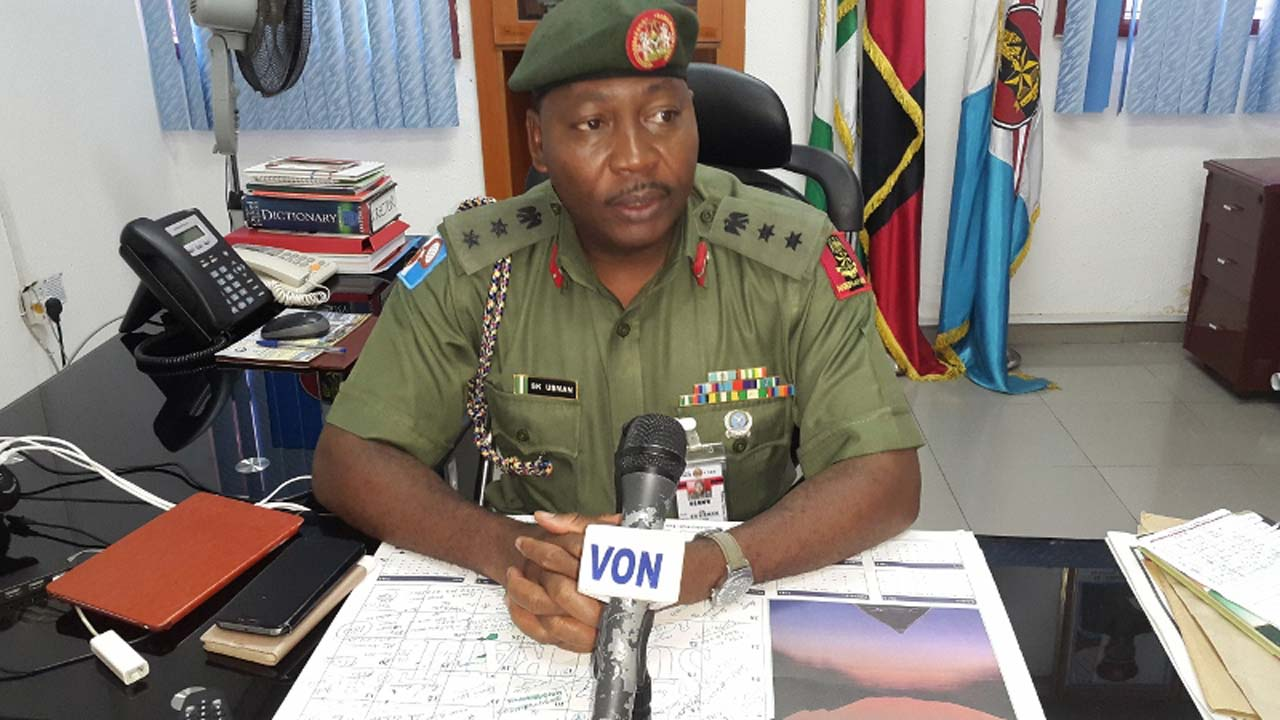 Military deployment in South South will have frightening potentials, says PANDEF