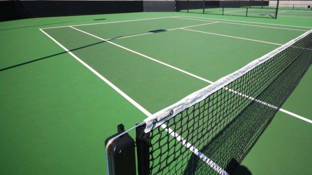 Tennis club installs new executives