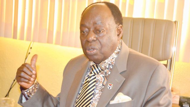 Afe Babalola wants Nigerians to embrace space technology