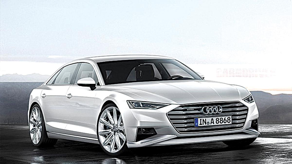Audi readies allnew 2018 A8  Features  The Guardian Nigeria