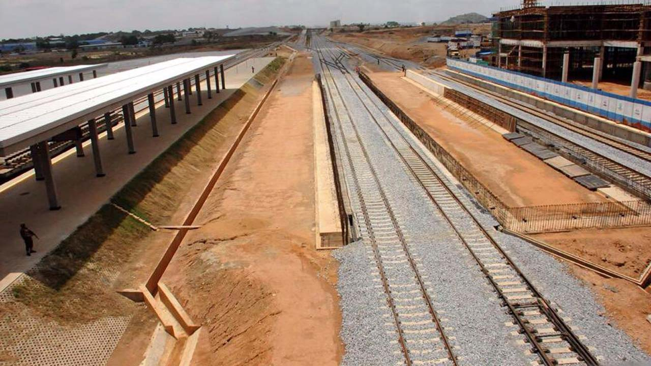 Image result for nigerian railway project