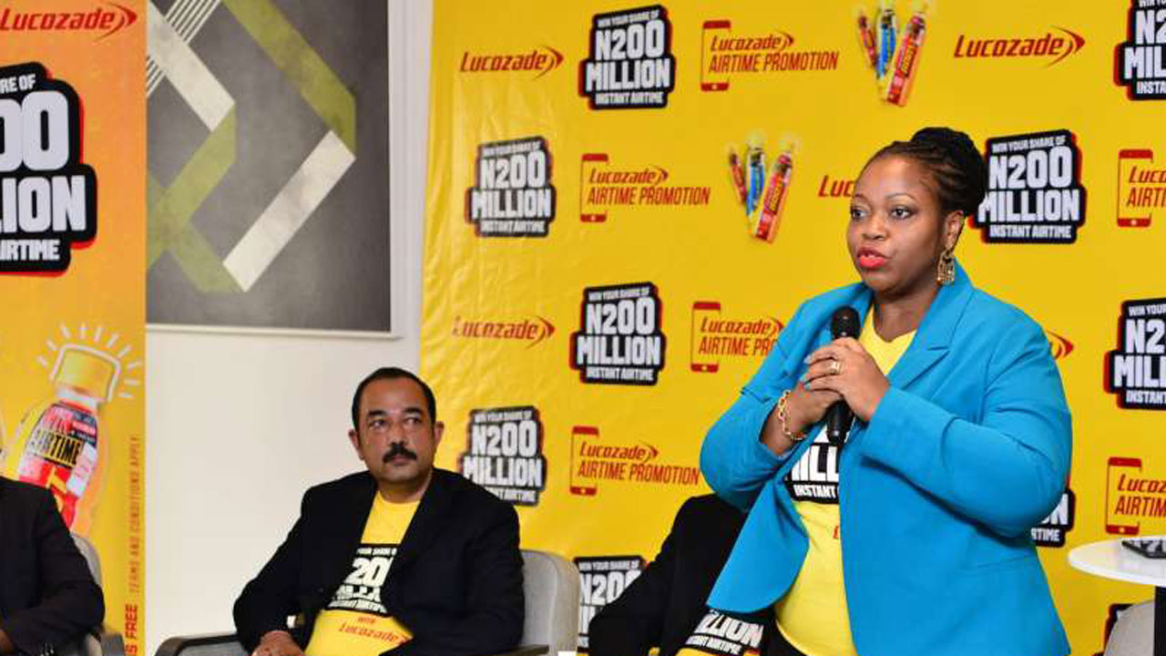 Lucozade unveils N200million airtime reward | The Guardian Nigeria