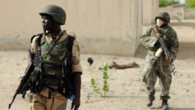 Army kills two Boko Haram, recovers explosives, motorcycles