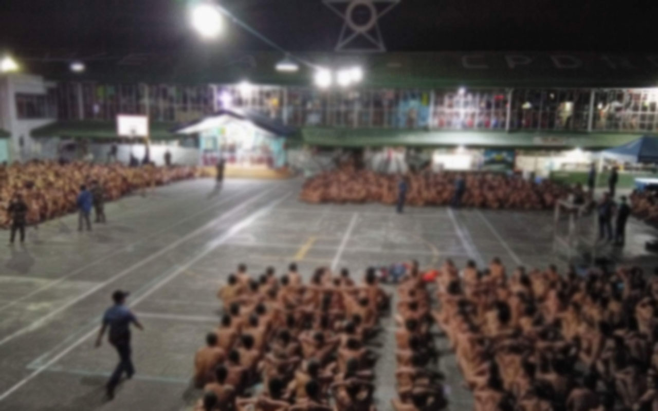 Naked Prisoners In Philippine Jail Cause Uproar  The Guardian Nigeria News - Nigeria -6730
