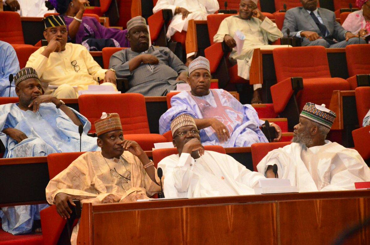 Osinbajo 'Buhari treats me like a son,' Acting President says