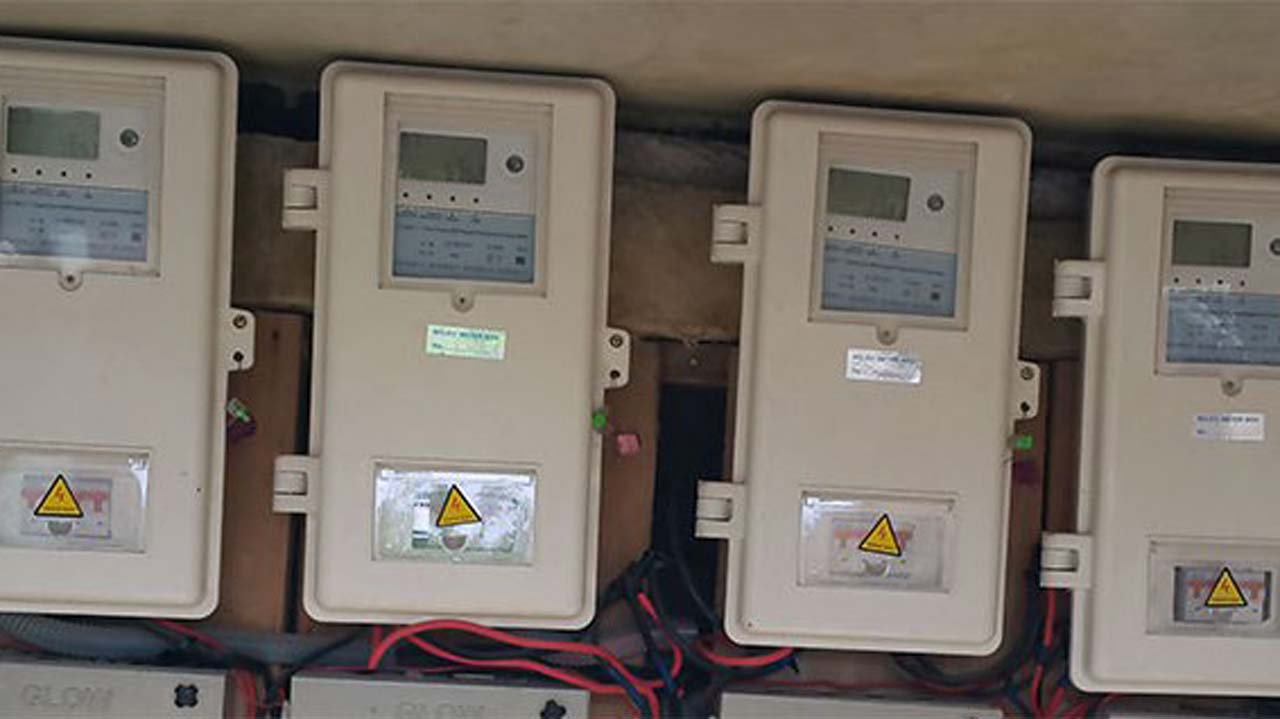 Group wants payment for metres spread over 3years
