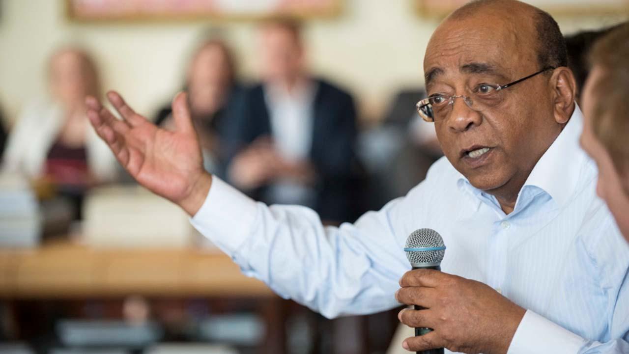 NEWS:Mo Ibrahim decries electoral process in Africa