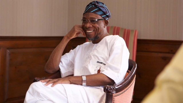 My administration's success in health sector exceptional, says Aregbesola