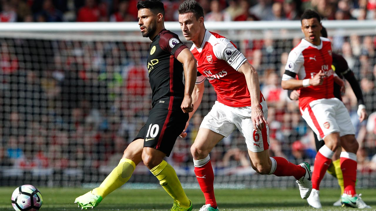 Respite For Wenger As Arsenal Hold Man City