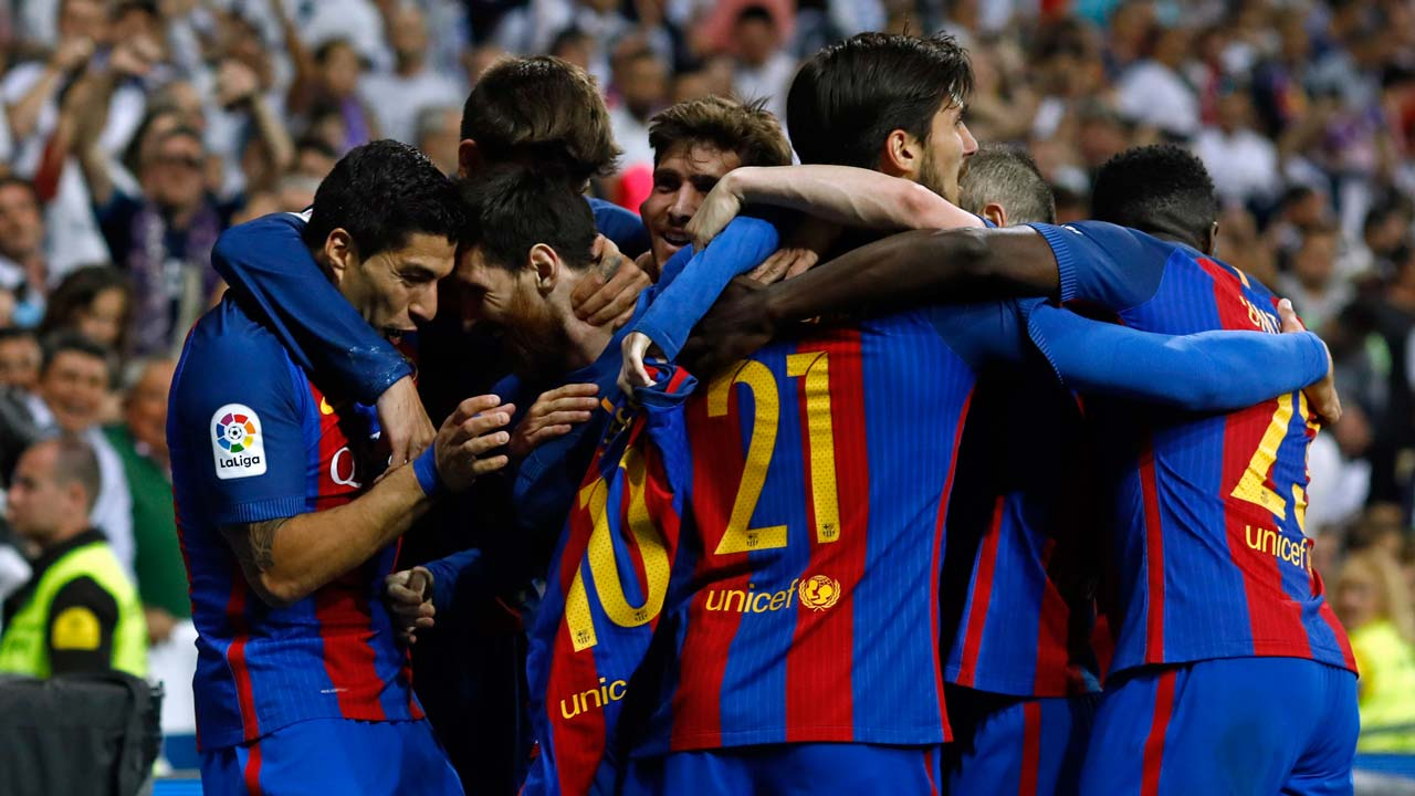 Cup final last chance to salvage Barca's season