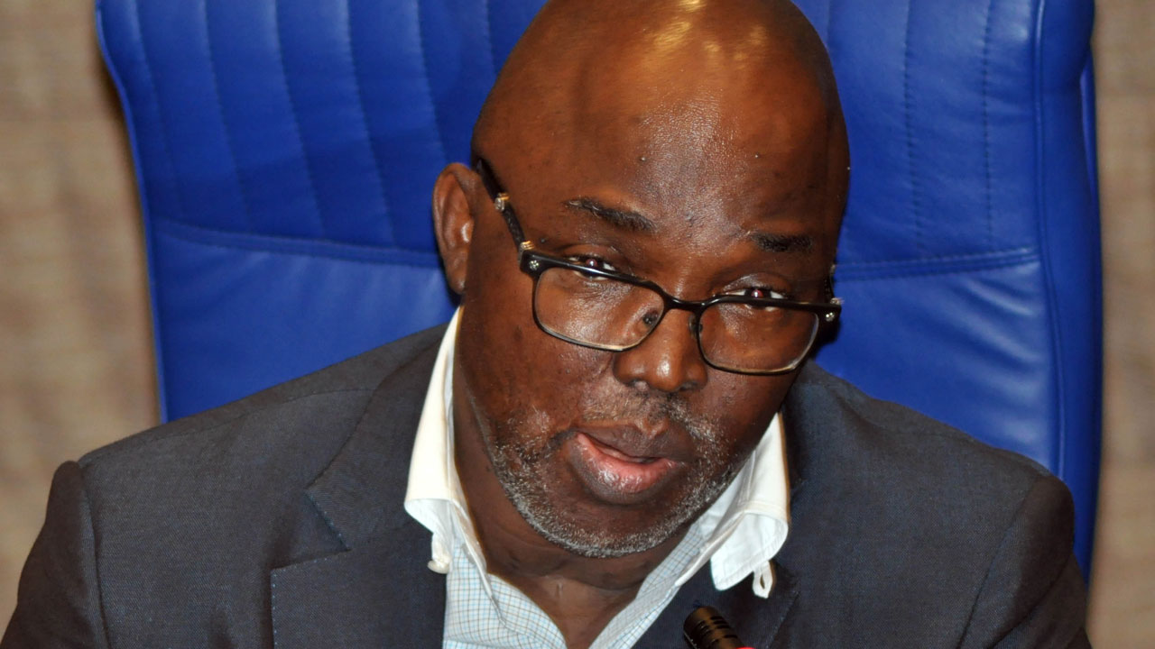 Pinnick hopeful Super Eagles will advance to next…