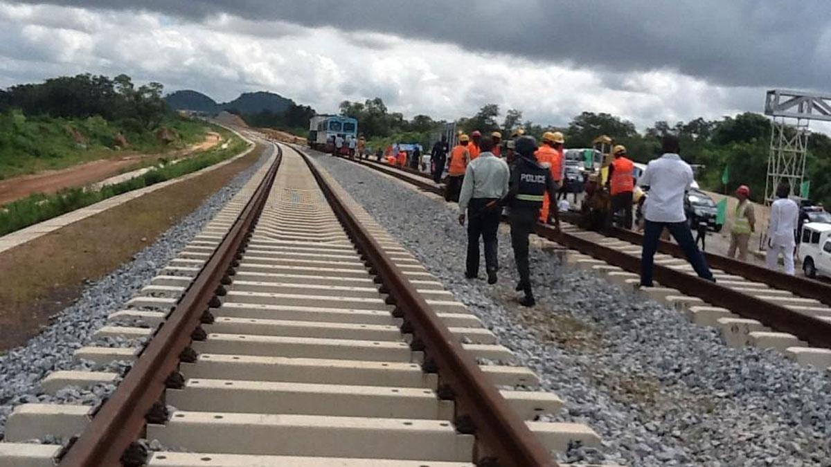 Nigeria seeks $36 billion to complete railway projects