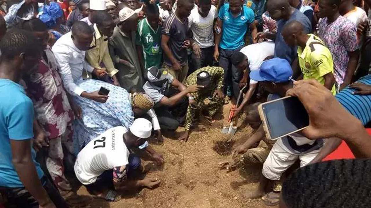 Adeleke buried amidst tears — News — The Guardian Nigeria ...