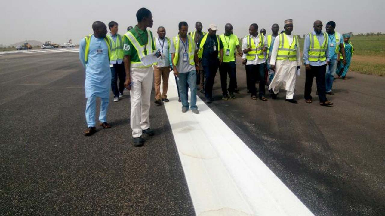 Abuja airport ready for re- opening , says FAAN boss