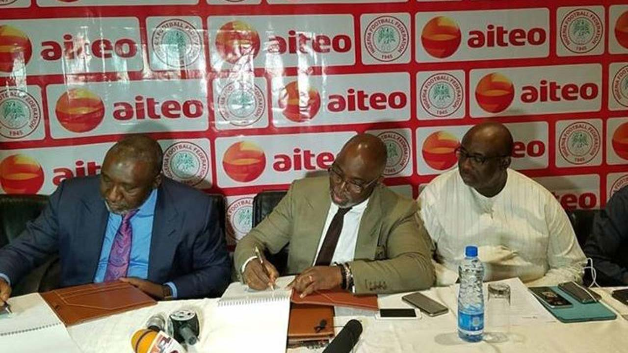 NFF Claims Partnership With Aiteo Puts Old Things Away