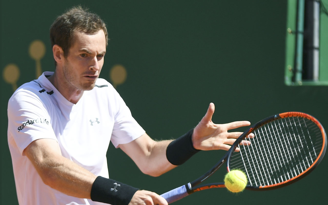 Andy Murray hints at possible break before Madrid Open
