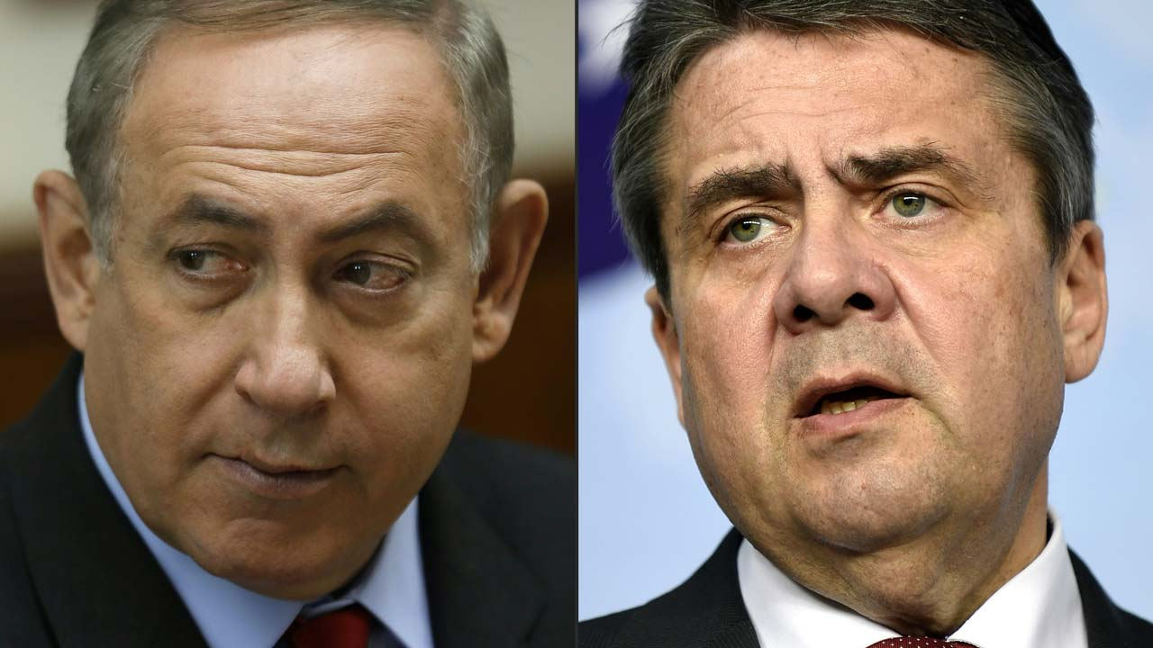 Israeli PM snubs German minister after row over rights group