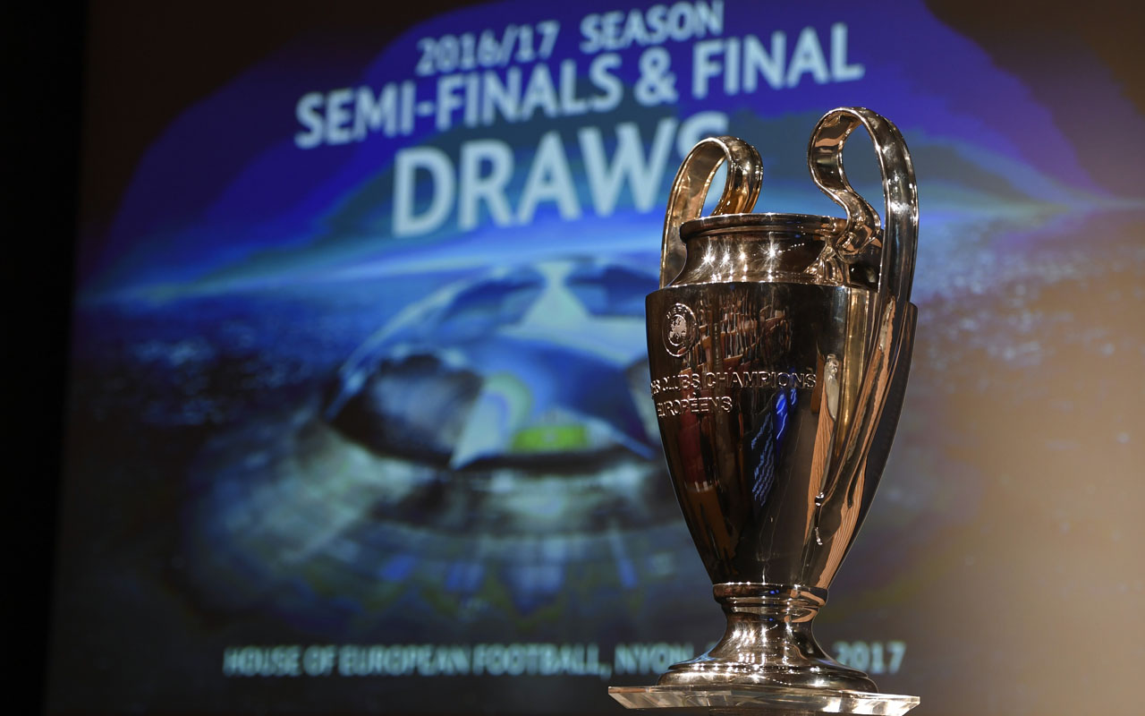 Europa League semifinal draw: See who will face off
