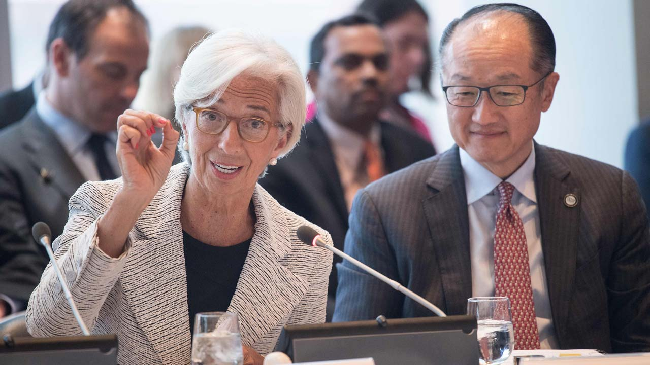 IMF offers plea against protectionism as Trump, Brexit loom