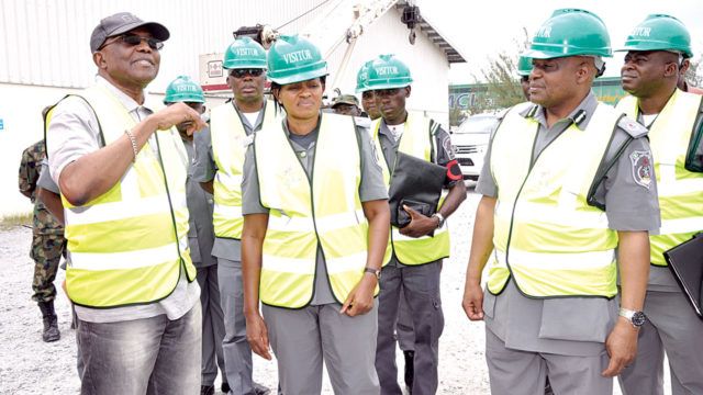 Apapa Customs targets N426 b revenue