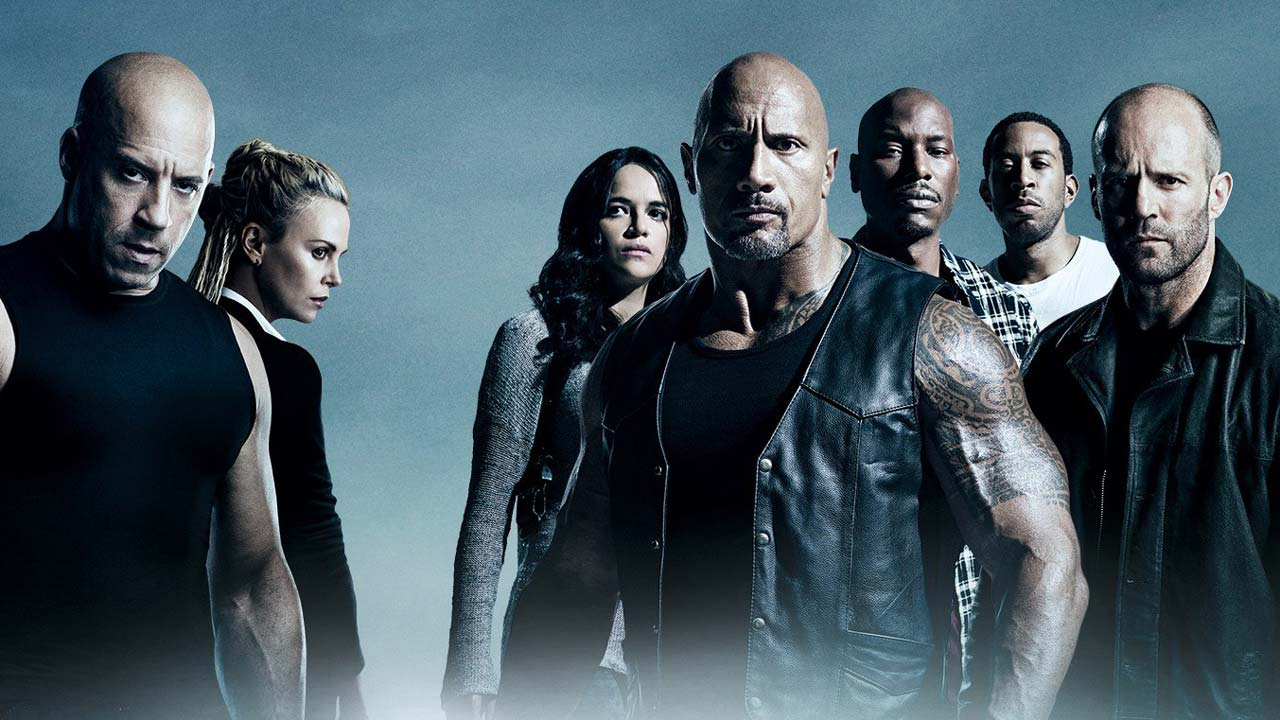 'The Fate of the Furious' smashes global box office records
