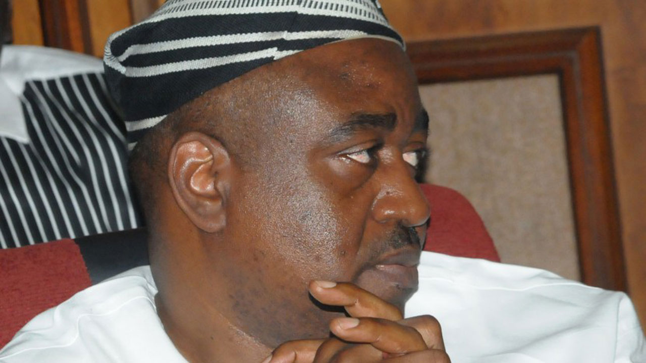 Court Strikes Out Suswam's N10b Suit Against Federal Government