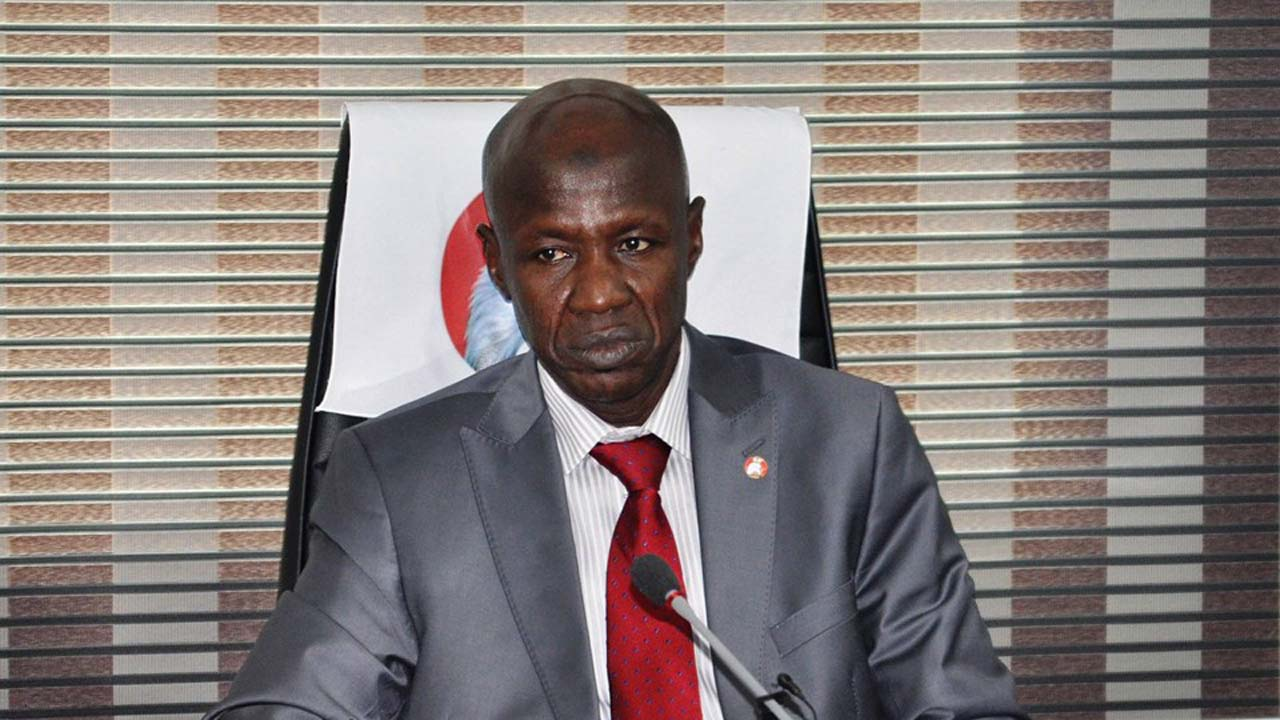 EFCC Acting Chairman, Ibrahim Magu. Photo: Guardian