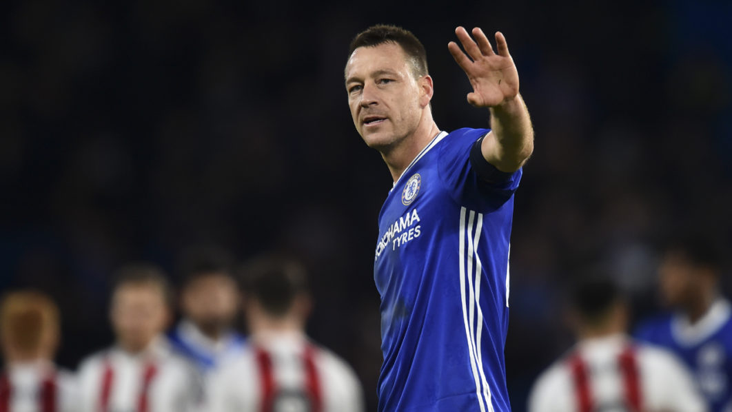 John Terry To Leave Chelsea At End Of Season