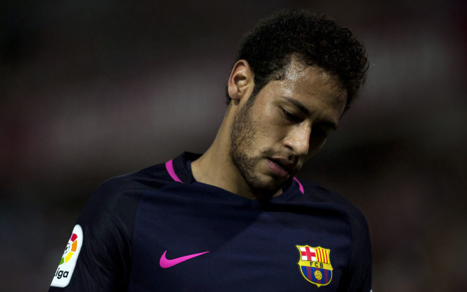 La Liga rejects Payment of Neymar Buyout Clause
