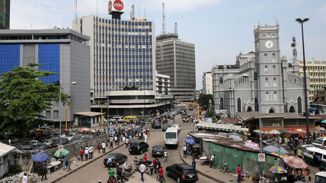 'Nigerian Economy Out Of Recession'