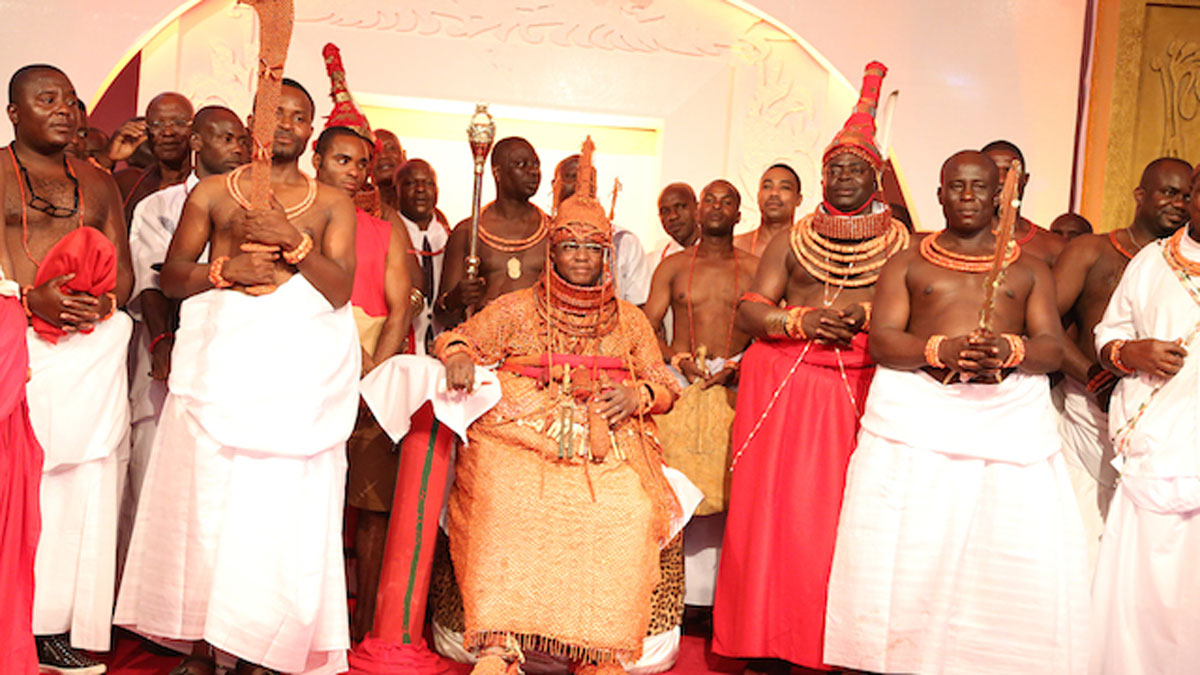 How the great Benin kingdom was founded by a teenager who was the