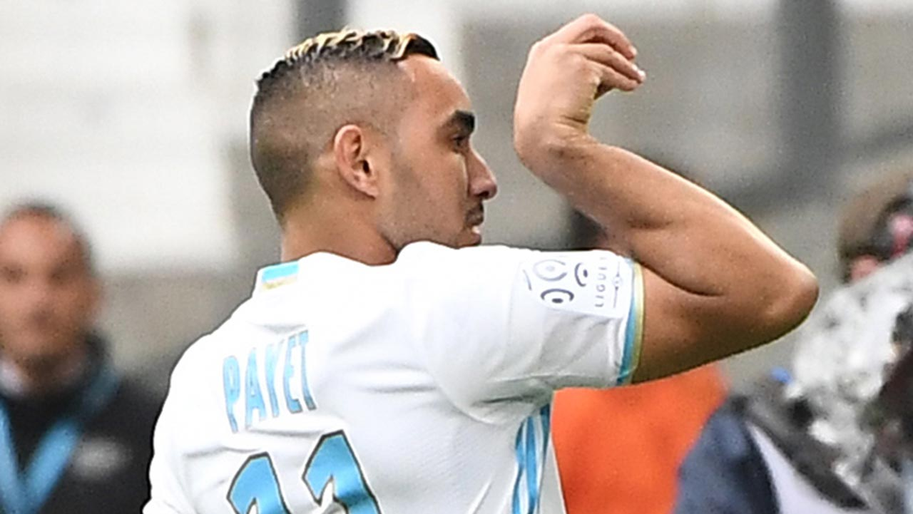 Payet rescues Marseille at home to Dijon — Sport — The Guardian