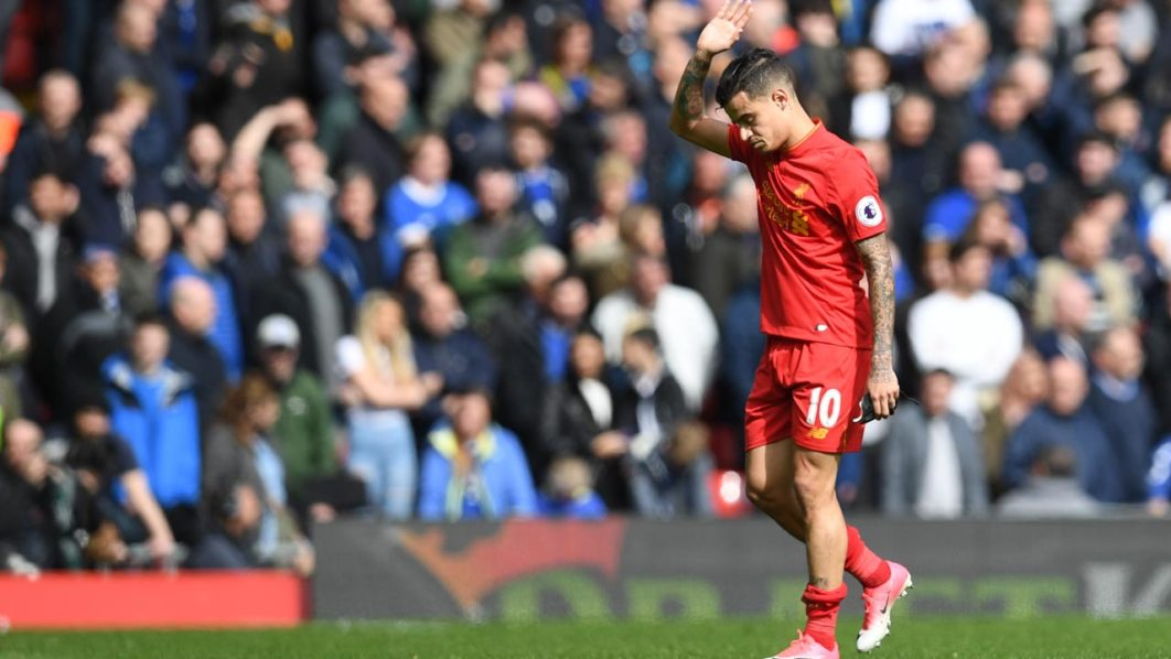 'All good' for Klopp as Coutinho returns
