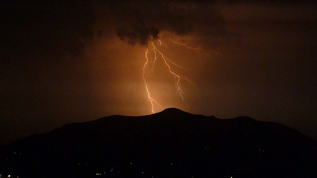 Thunderstorm associated with asthma epidemic conditions