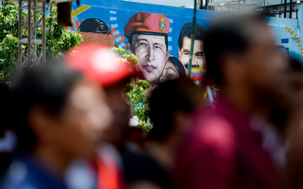 Fifth protester killed as Venezuela unrest intensifies