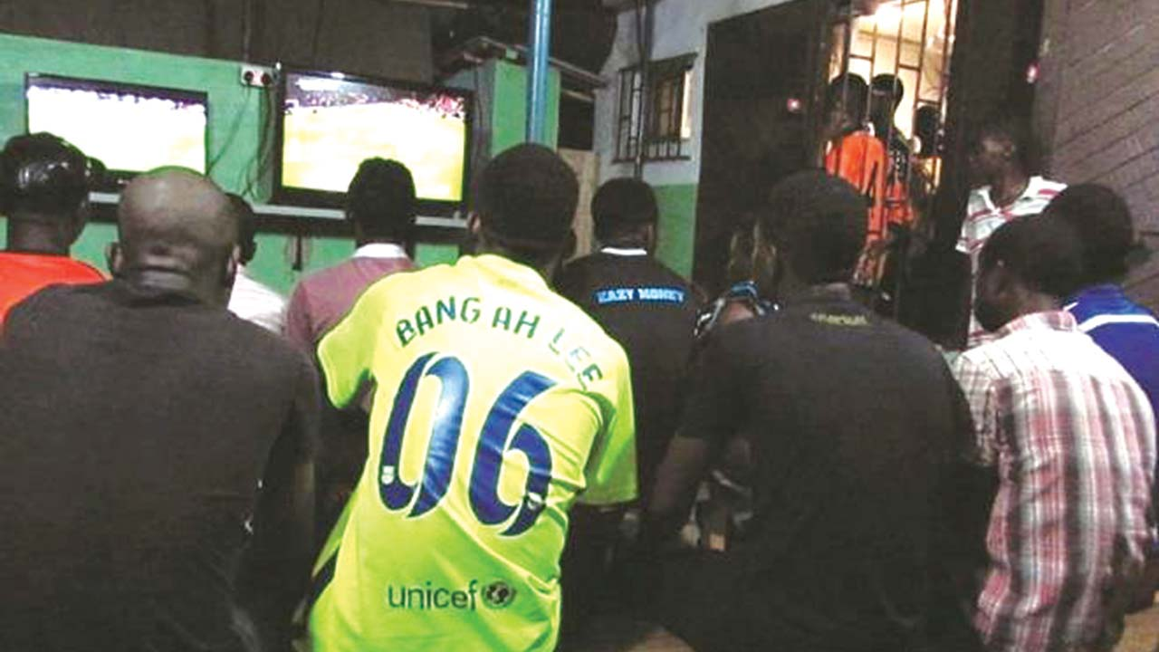 Foreign League, Nigerian fans and quest for viewing centres | The ...