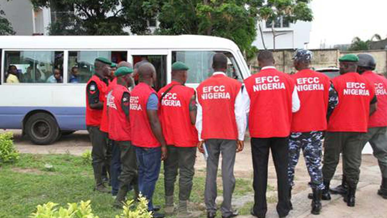 NEWS:EFCC arraigns Edo ex-NMA boss, others over N21.7m alleged fraud