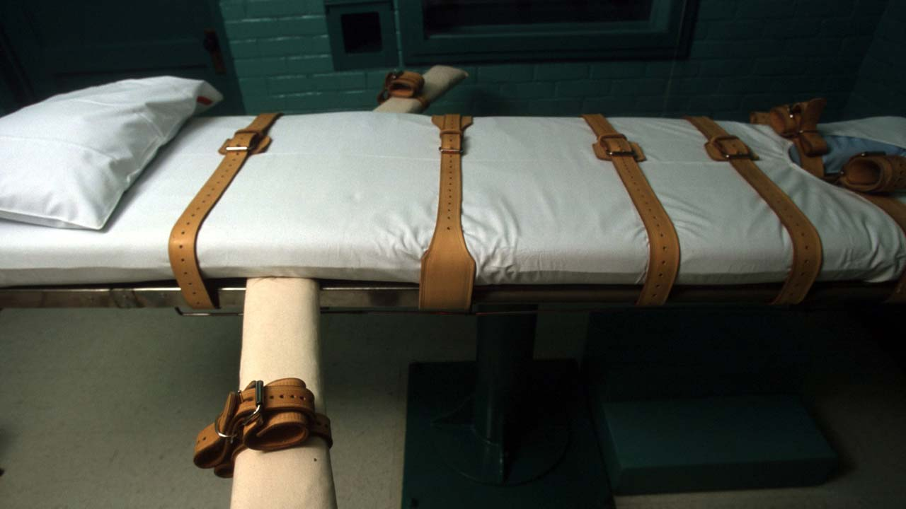 U.S.  state executes two inmates hours apart