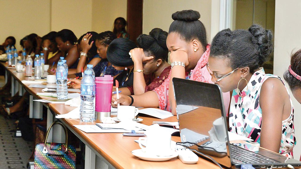 The blueprint of how 2017 global womens seminar kicks off with the discovery centre recently kicked off the nigerian leg of its globally acclaimed women focused workshop the blueprint of how in lagos nigeria malvernweather Image collections
