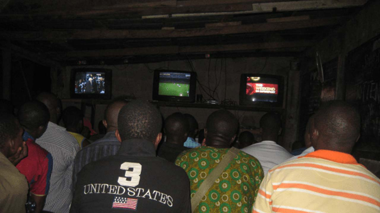 Lagos Assembly calls for rules on soccer view centres