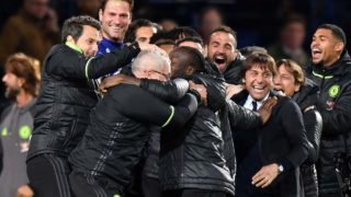 Congrats To Chelsea! Today London Is Blue