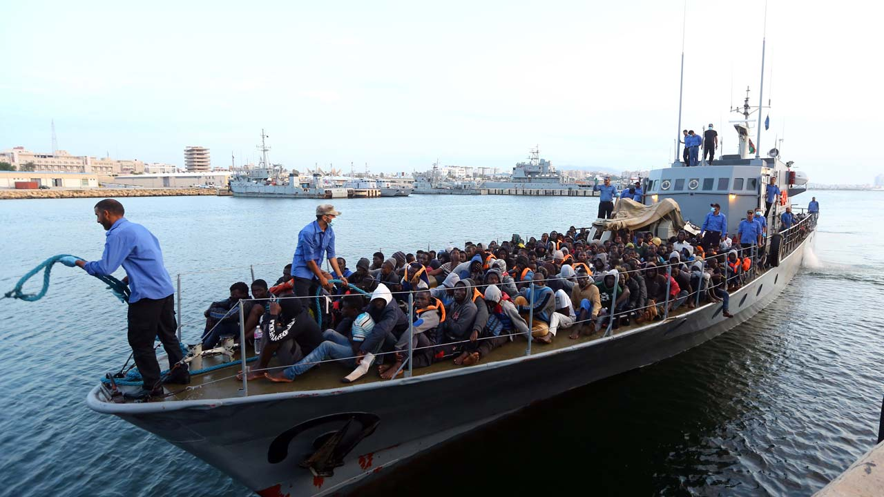 Humanitarian ship rescues 730 migrants in Mediterranean