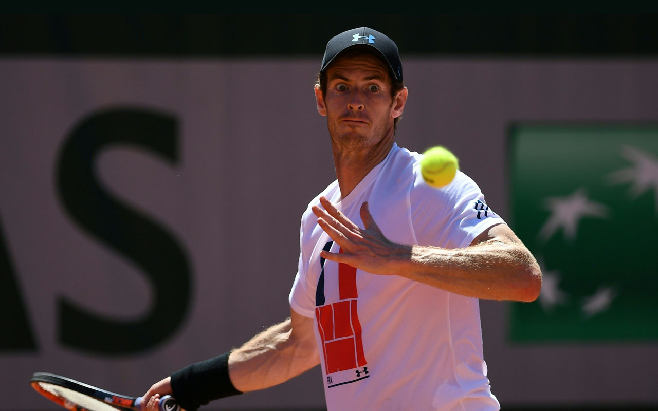 Murray Looks Strong Again; Loaded Sunday Schedule at French Open