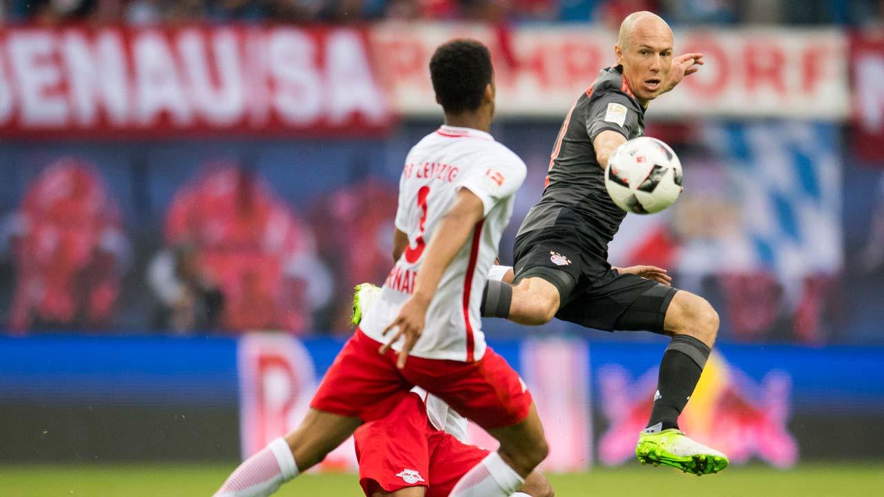 Robben hits Bayern s winner in nine goal thriller — Sport — The