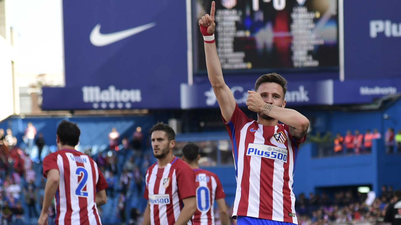 Simeone 'convinced' Atletico can pull off Real miracle