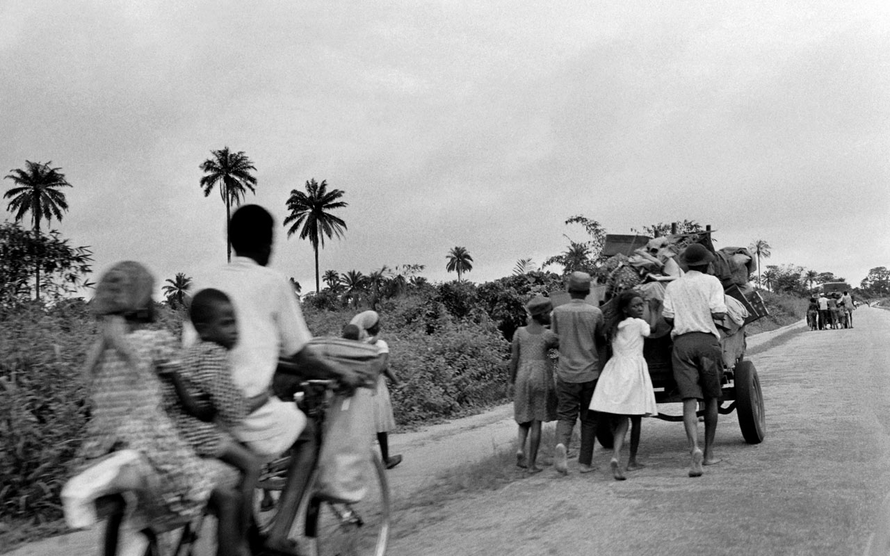 nigeria biafra civil war The famine in biafra — usaid's response to the nigerian civil war as the war began to move against biafra in 1969 and biafra began to shrink in size and.