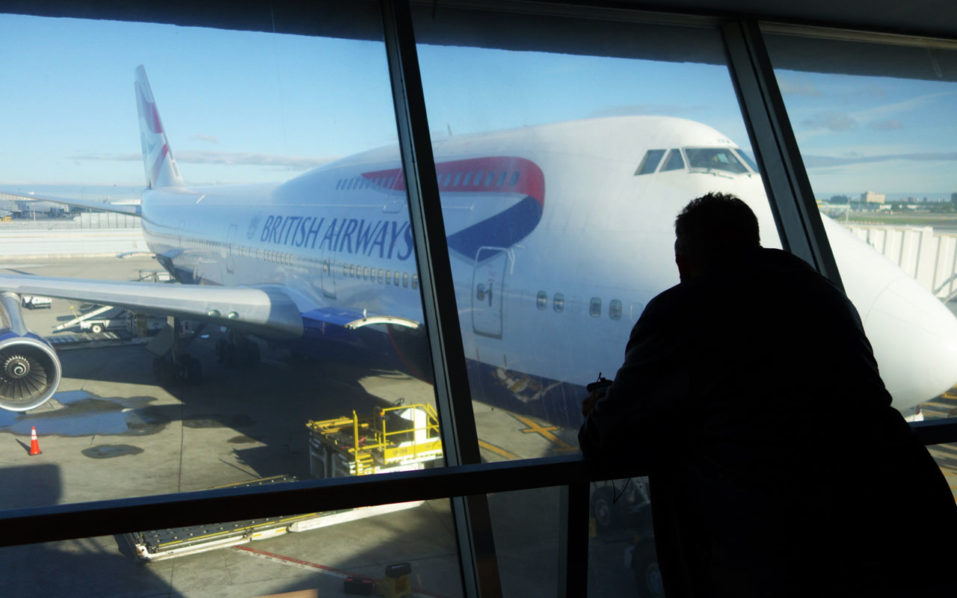 Britain's Heathrow says British Airways to run full flight schedule on Tuesday