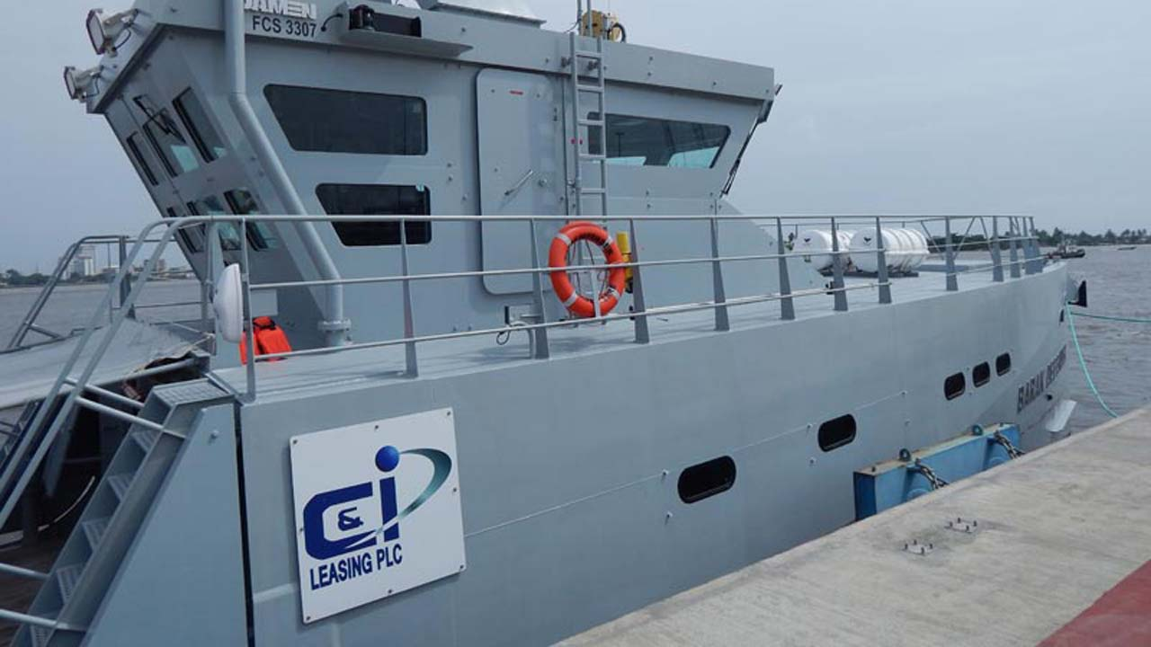 C&I Leasing confirms release of vessel, crew in Equatorial Guinea